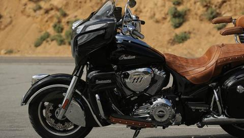 2015 Indian Roadmaster™ in Caledonia, Michigan