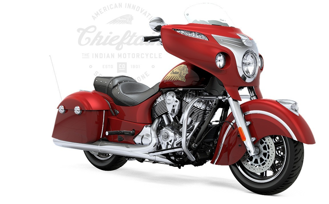 2016 Indian Chieftain® in Norman, Oklahoma