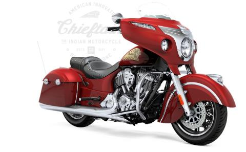 2016 Indian Chieftain® in Muskego, Wisconsin