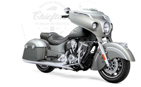 2016 Indian Chieftain® in San Jose, California