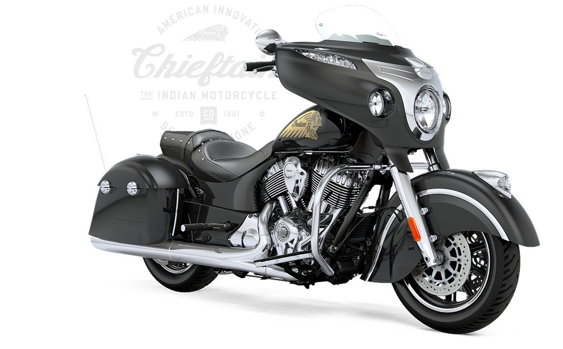 2016 Indian Chieftain® in Auburn, Washington