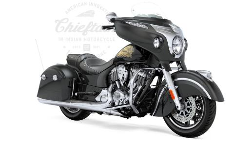 2016 Indian Chieftain® in Caledonia, Michigan