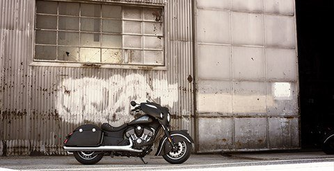 2016 Indian Chieftain Dark Horse in Dublin, California