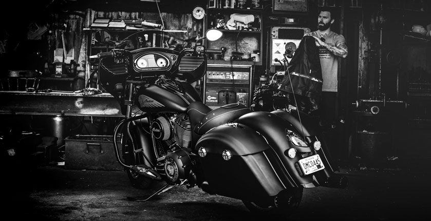 2016 Indian Chieftain Dark Horse in Norman, Oklahoma - Photo 17