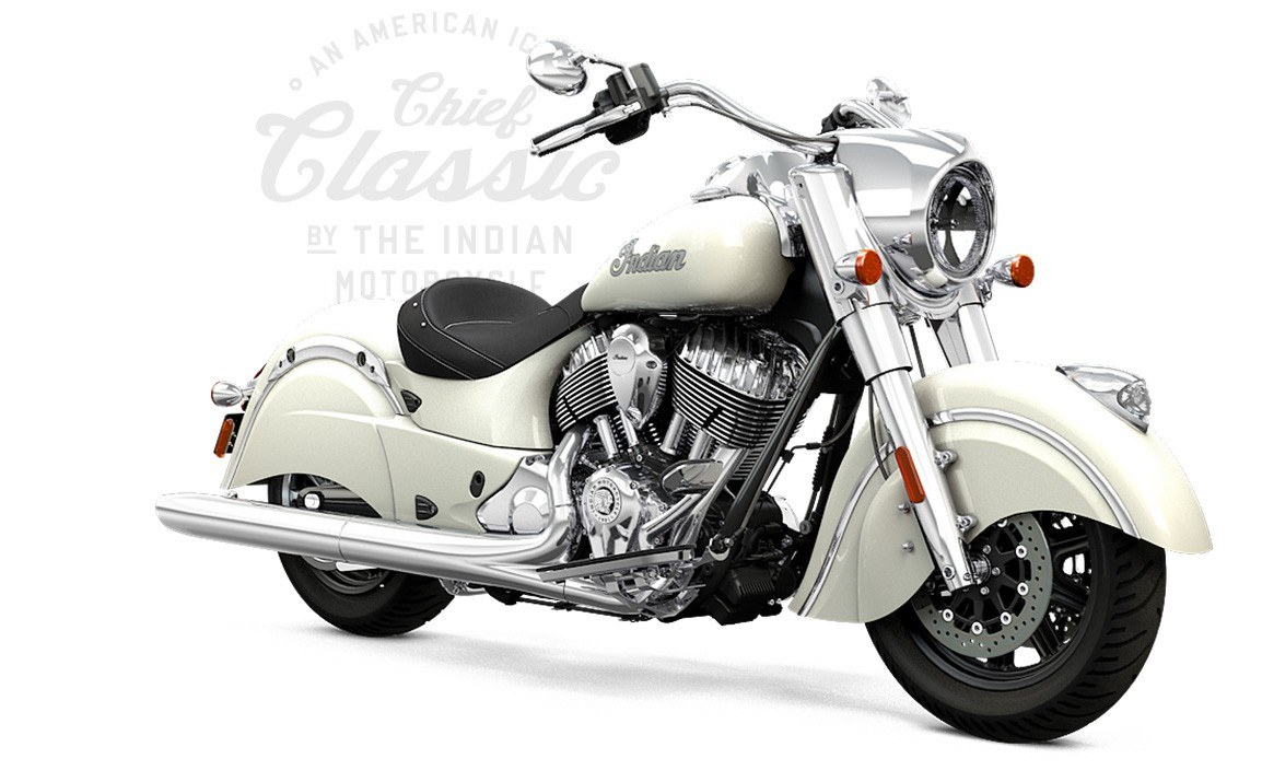 2016 Indian Chief® Classic in Lowell, North Carolina