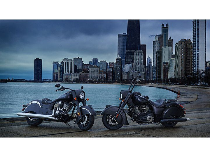 2016 Indian Chief Dark Horse® in Norman, Oklahoma