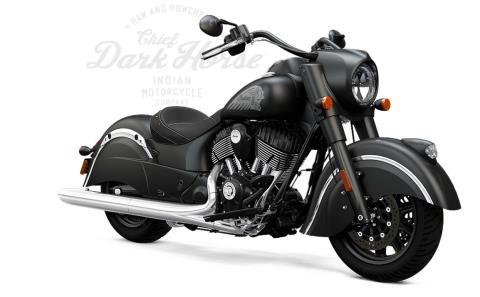 2016 Indian Chief Dark Horse® in Racine, Wisconsin