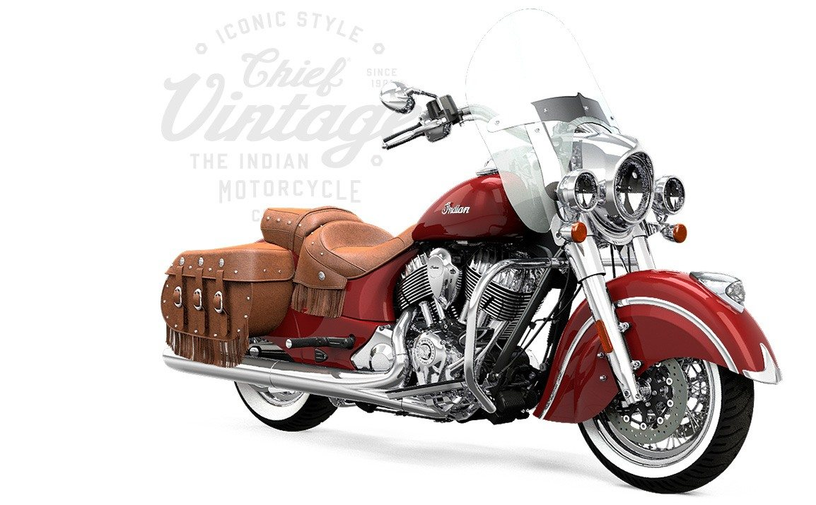 2016 Indian Chief® Vintage in Lebanon, New Jersey
