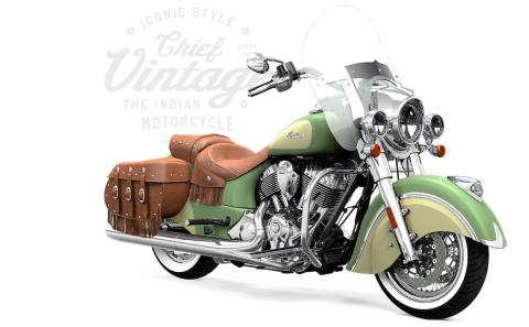 2016 Indian Chief® Vintage in Elkhart, Indiana