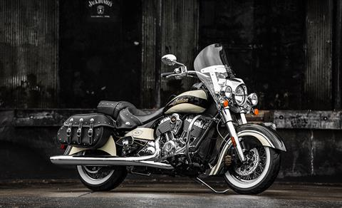 2016 Indian Chief® Vintage Jack Daniel's® Limited Edition in Caledonia, Michigan