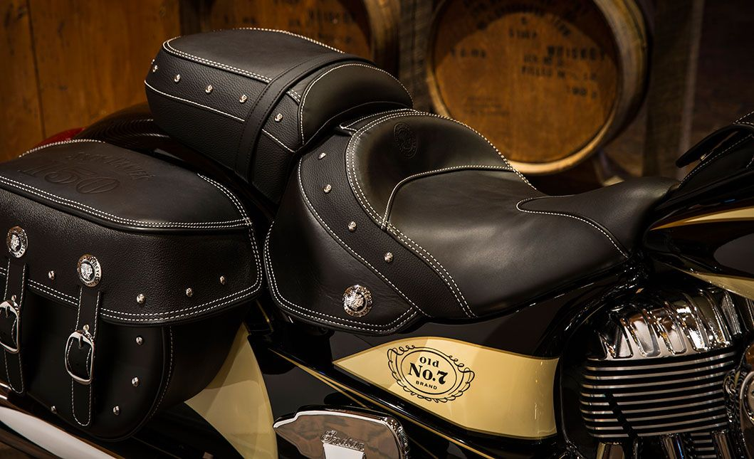 2016 Indian Chief® Vintage Jack Daniel's® Limited Edition in Racine, Wisconsin