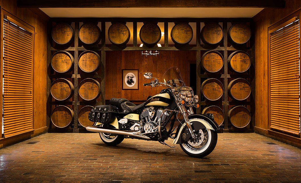 2016 Indian Chief® Vintage Jack Daniel's® Limited Edition in Dublin, California