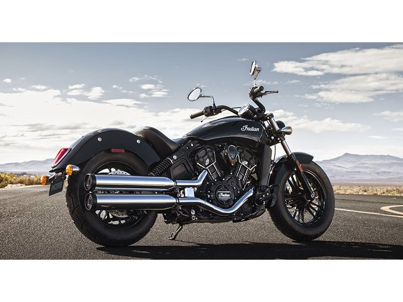 2016 Indian Scout® Sixty in Racine, Wisconsin