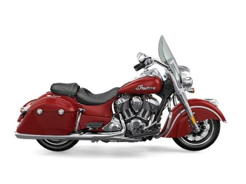 2016 Indian Springfield™ in Saint Paul, Minnesota