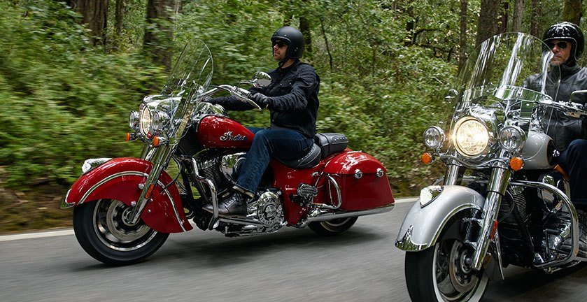 2016 Indian Springfield™ in EL Cajon, California