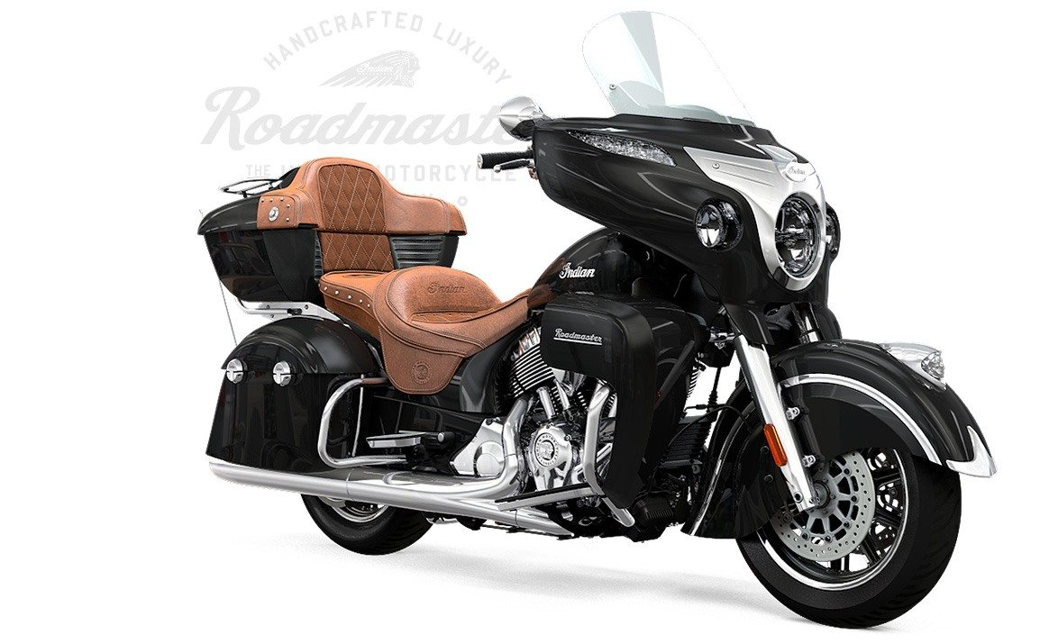 2016 Indian Roadmaster® in Caledonia, Michigan