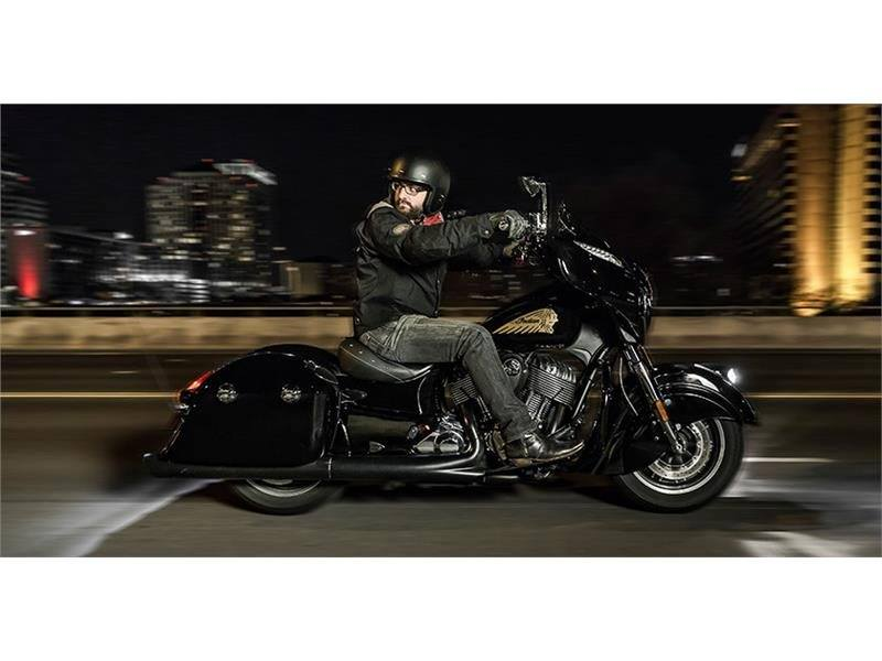 2017 Indian Chieftain® in Fort Worth, Texas