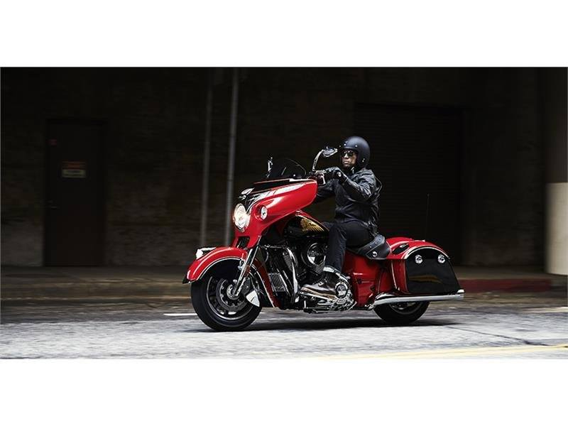 2017 Indian Chieftain® in Westfield, Massachusetts