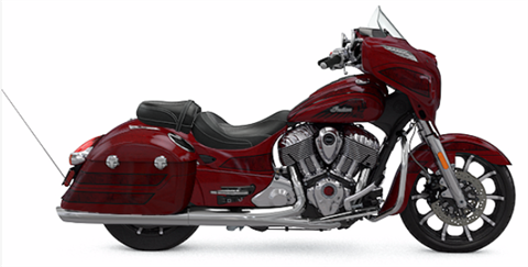 2017 Indian Chieftain® Elite in Elkhart, Indiana