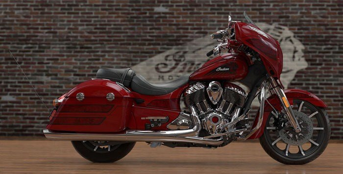 2017 Indian Chieftain® Elite in Newport News, Virginia