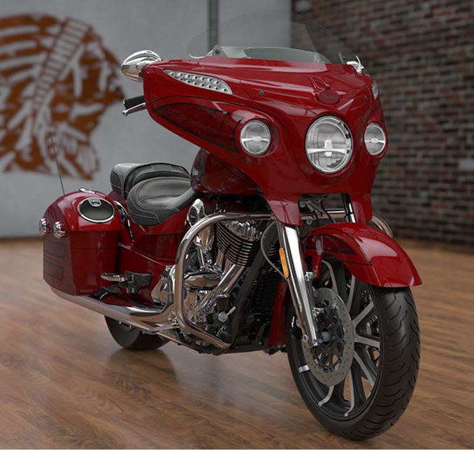 2017 Indian Chieftain® Elite in Racine, Wisconsin