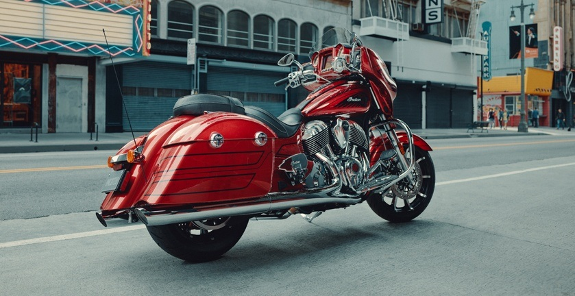 2017 Indian Chieftain® Elite in Elkhart, Indiana - Photo 5