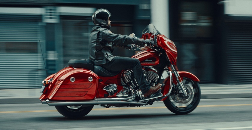 2017 Indian Chieftain® Elite in Union, New Jersey