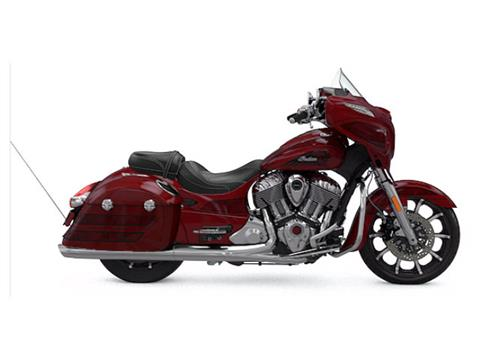 2017 Indian Chieftain® Elite in Saint Clairsville, Ohio