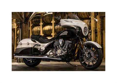 2017 Indian Chieftain® Jack Daniel's® Limited Edition in Auburn, Washington
