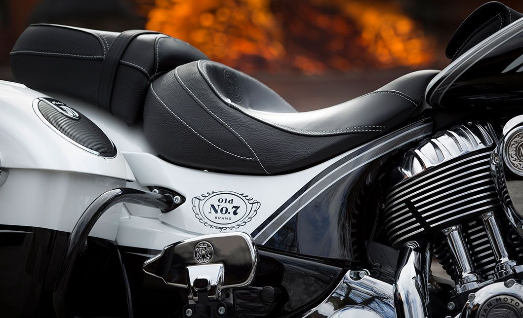 2017 Indian Chieftain® Jack Daniel's® Limited Edition in San Jose, California