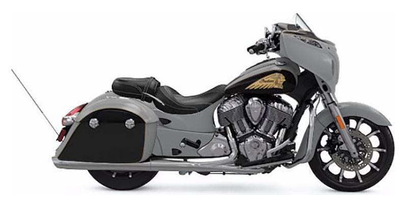 2017 Indian Chieftain® Limited in Ferndale, Washington - Photo 1