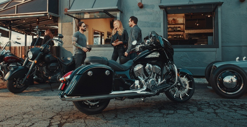 2017 Indian Chieftain® Limited in Mineola, New York