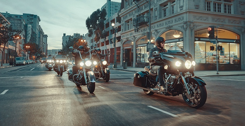 2017 Indian Chieftain® Limited in Saint Rose, Louisiana
