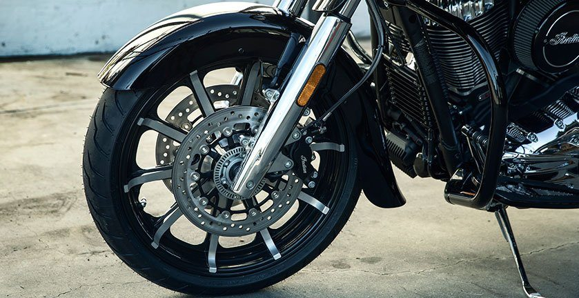 2017 Indian Chieftain® Limited in Caledonia, Michigan