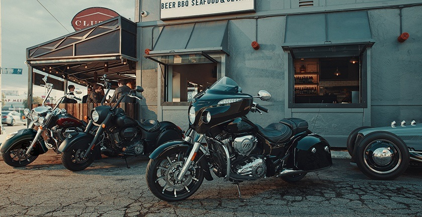 2017 Indian Chieftain® Limited in Greensboro, North Carolina