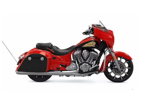 2017 Indian Chieftain® Limited in Elkhart, Indiana