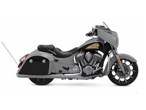 2017 Indian Chieftain® Limited in Hollister, California