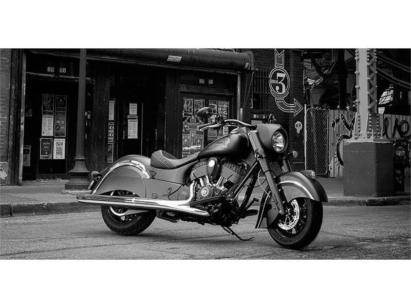 2017 Indian Chief Dark Horse® in Westfield, Massachusetts