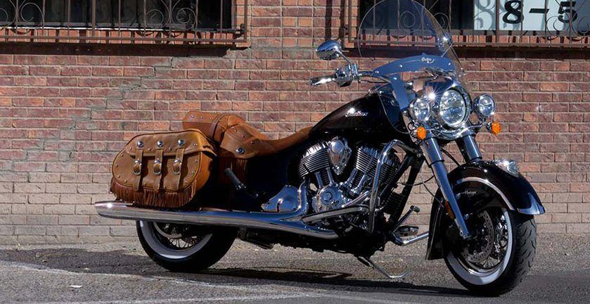 2017 Indian Chief® Vintage in Westfield, Massachusetts