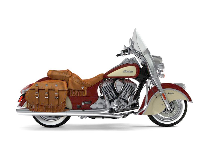 2017 Indian Chief® Vintage in Norman, Oklahoma