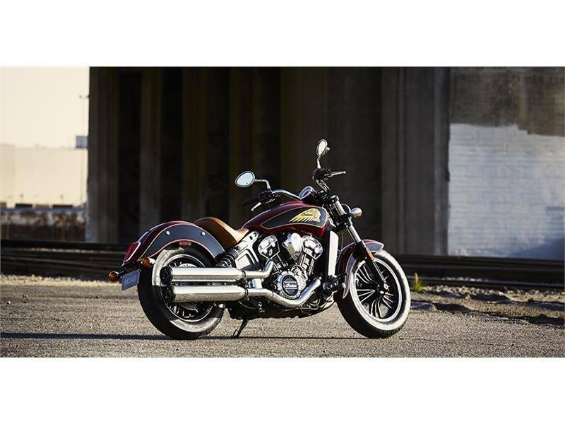 2017 Indian Scout® in Caledonia, Michigan
