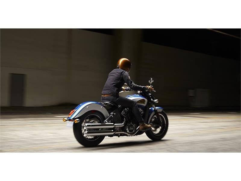 2017 Indian Scout® ABS in Norman, Oklahoma