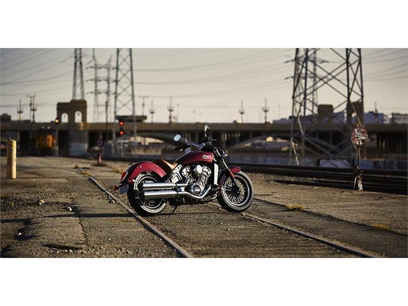 2017 Indian Scout® ABS in Waynesville, North Carolina