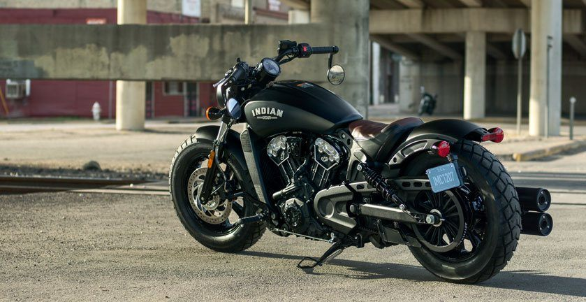 2017 Indian Scout® Bobber ABS in Saint Michael, Minnesota