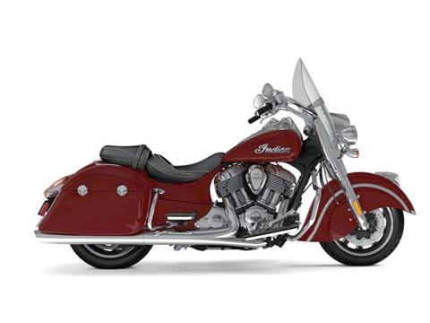 2017 Indian Springfield™ in Westfield, Massachusetts