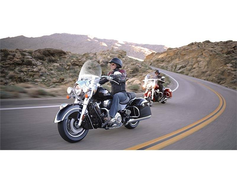 2017 Indian Springfield® in Hollister, California - Photo 19