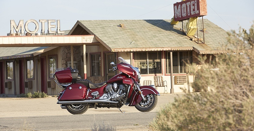 2017 Indian Roadmaster® in Caledonia, Michigan