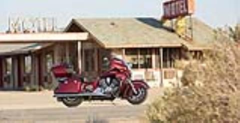 2017 Indian Roadmaster® in Auburn, Washington