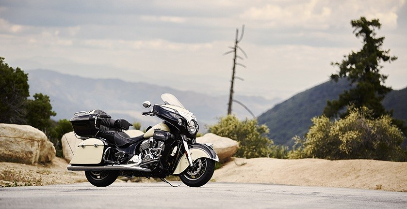 2017 Indian Roadmaster® in Waynesville, North Carolina