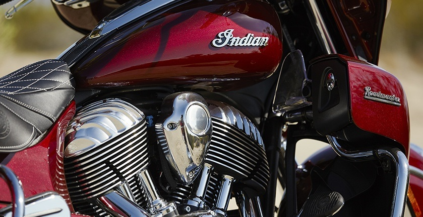 2017 Indian Roadmaster® in Newport News, Virginia